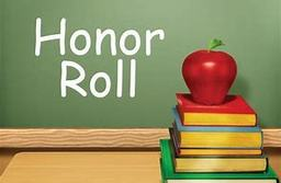 Honor Roll Second Nine Weeks - Congratulations!