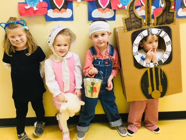 K3 Nursery Rhyme Day!