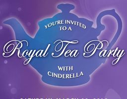 Make Your Reservations Now for the Royal Tea Party!!
