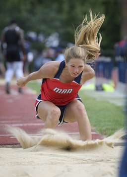 Pats, Lady Pats Sweep Track Titles