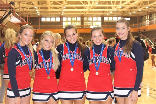 Congratulations Senior Cheerleaders Selected As All Americans!