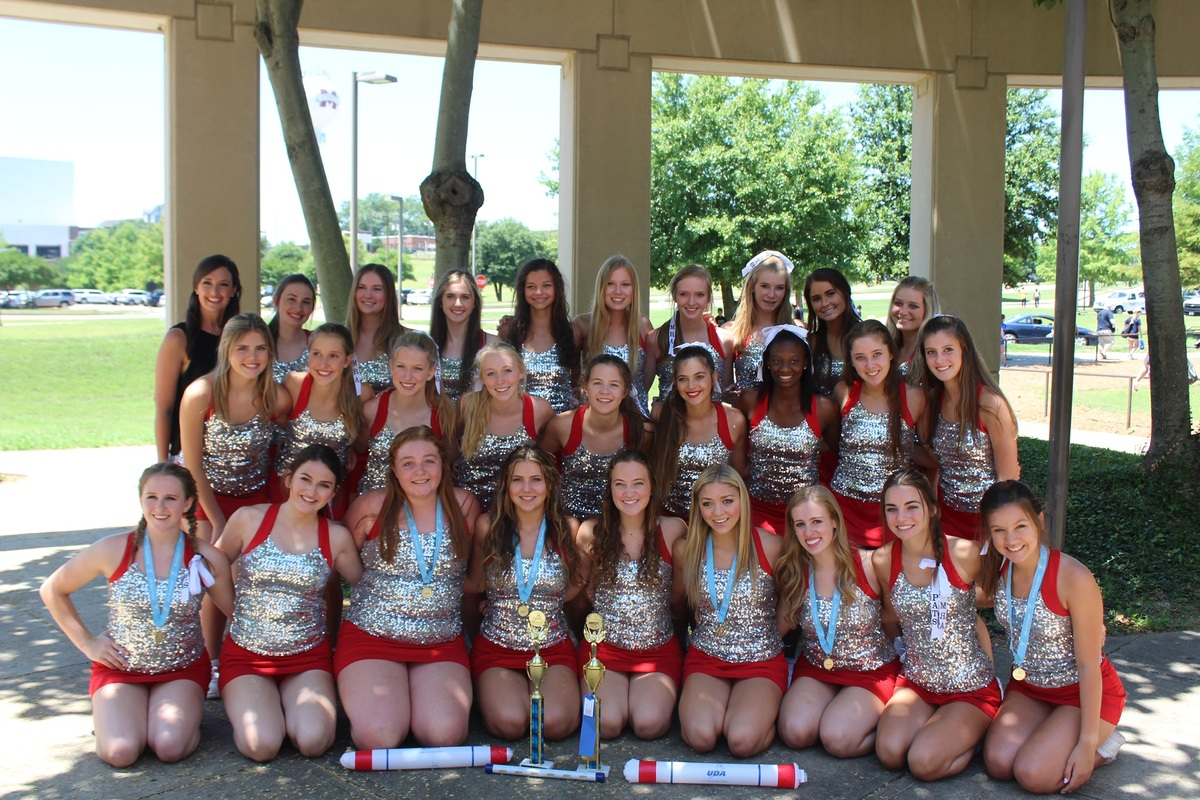 The Patriot Pride Excel at UDA Camp