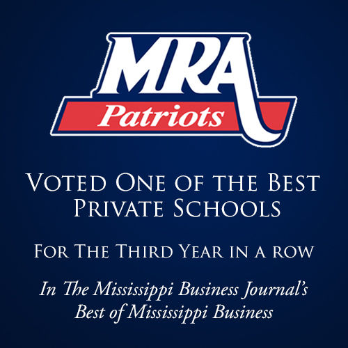 Voted One Of The BEST Private Schools in Mississippi!