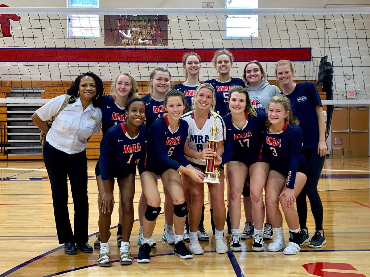 Volleyball Rises to The Top