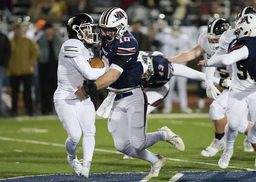 Fast Start Vaults Patriots Into Title Game