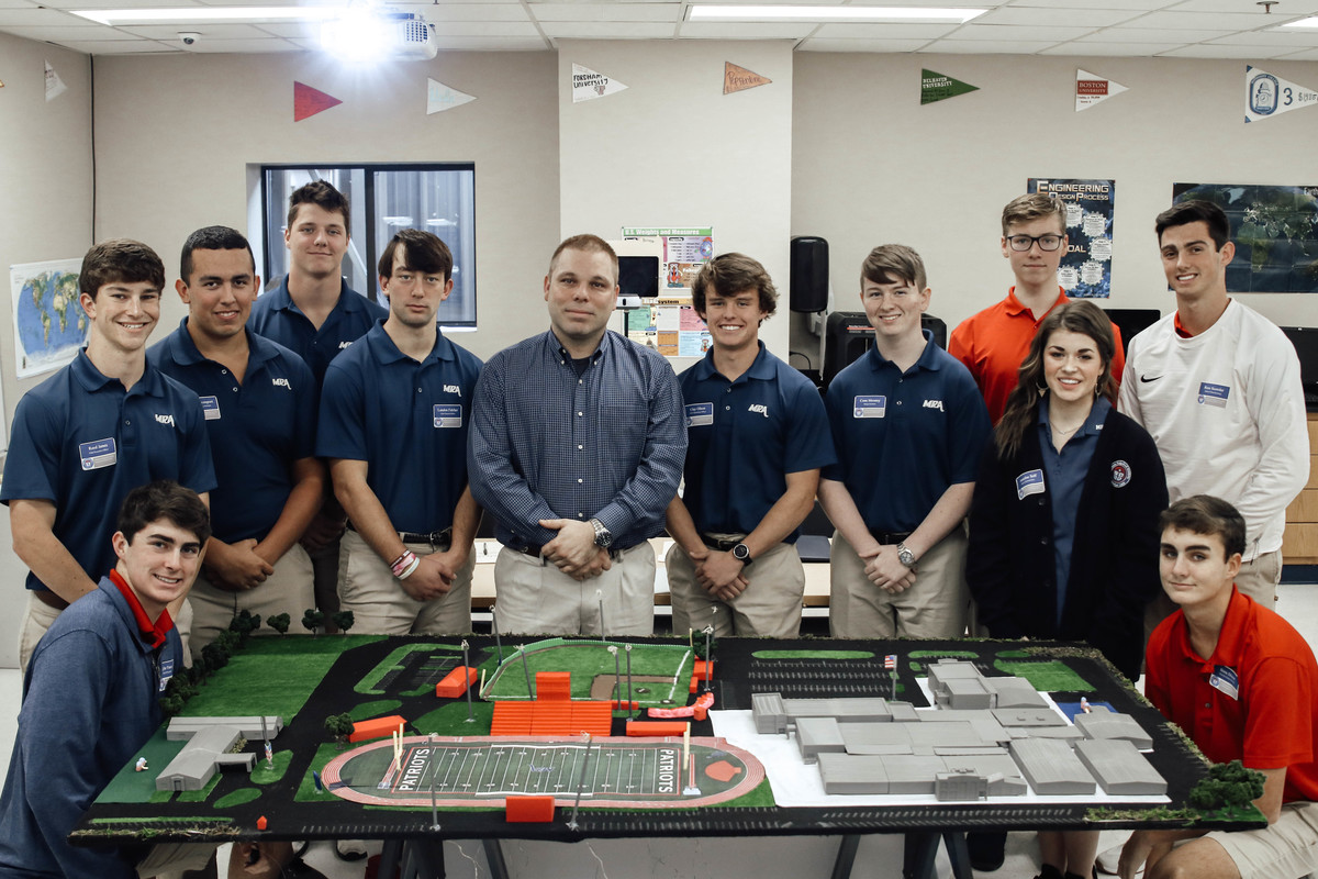 MRA's Engineering and Design Team